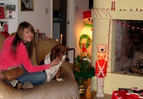 Christmaslaurenwmacksdog